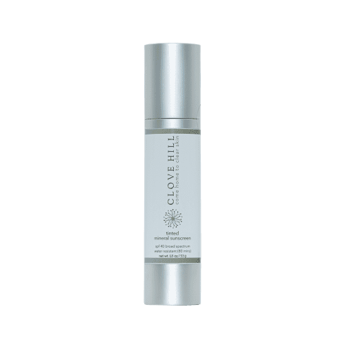 Clove Hill Tinted Facial Mineral Sunscreen SPF 40