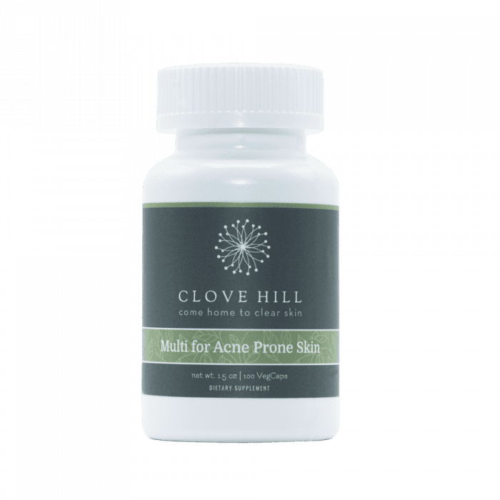 CLOVE HILL Multivitamin for Acne Prone Skin