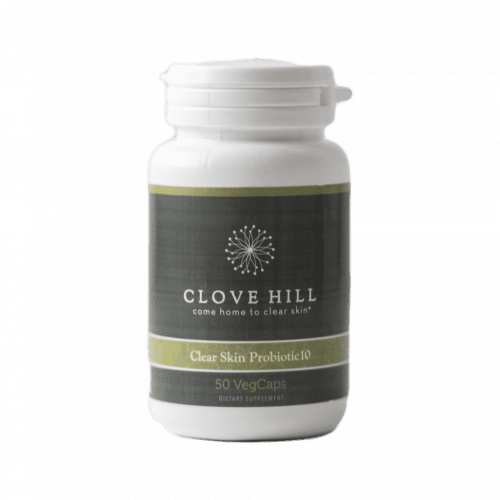 CLOVE HILL Clear Skin Probiotic-10