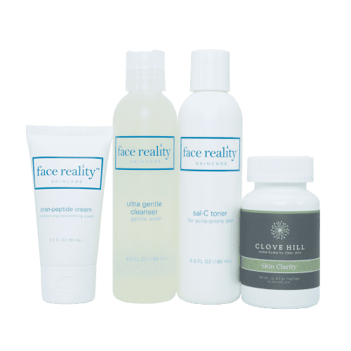 Adult Acne Clear Skin Kit