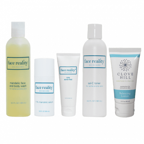 Acne Clearing Products
